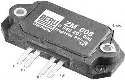 ZM008 BERU Блок управления, система зажигания
