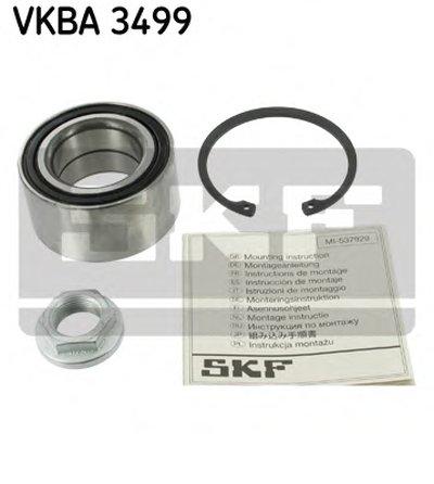 VKBA3499 SKF Комплект подшипника ступицы колеса
