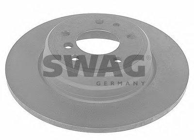 SWAG 20910755 Тормозной диск задний