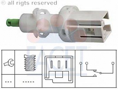 Выключатель фонаря сигнала торможения; Выключатель, привод сцепления (Tempomat) FACET купить