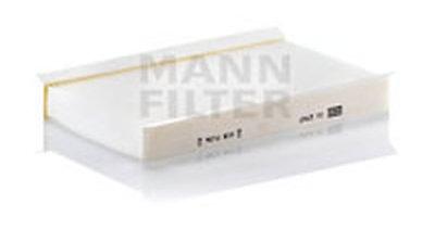 CU2747 MANN-FILTER Фильтр, воздух во внутренном пространстве