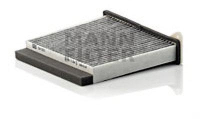 CUK2231 MANN-FILTER Фильтр, воздух во внутренном пространстве