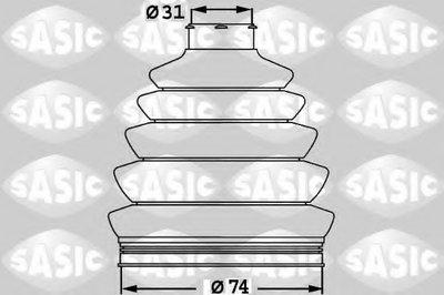Пыльник шруса SASIC 1900017 для авто CITROËN, PEUGEOT с доставкой