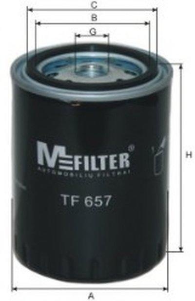 MFILTER TF 657