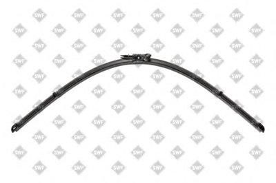 Щетка стеклоочистителя 750/650 мм бескаркасная комплект 2 шт SWF Visioflex 119 452 SWF 119452 для авто CITROËN, FORD, PEUGEOT с доставкой