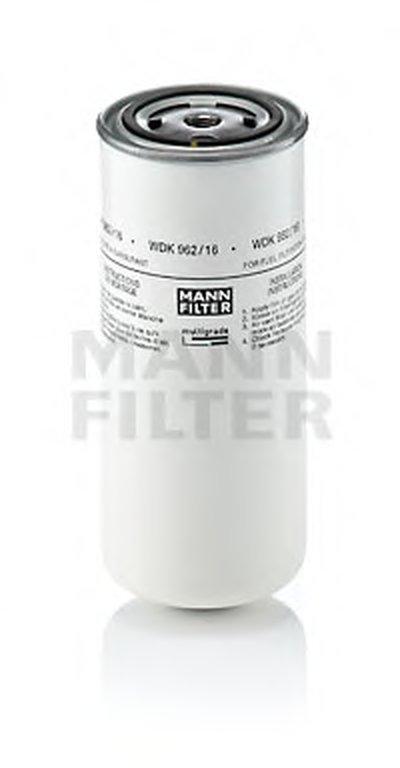 WDK96216 MANN-FILTER Топливный фильтр