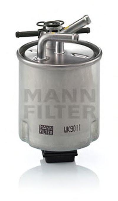 WK9011 MANN-FILTER Топливный фильтр