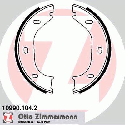 Комплект тормозных колодок, стояночная тормозная система ZIMMERMANN купить