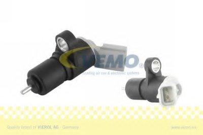 Датчик импульсов; Датчик, частота вращения; Датчик импульсов, маховик; Датчик частоты вращения, управление двигателем VEMO купить