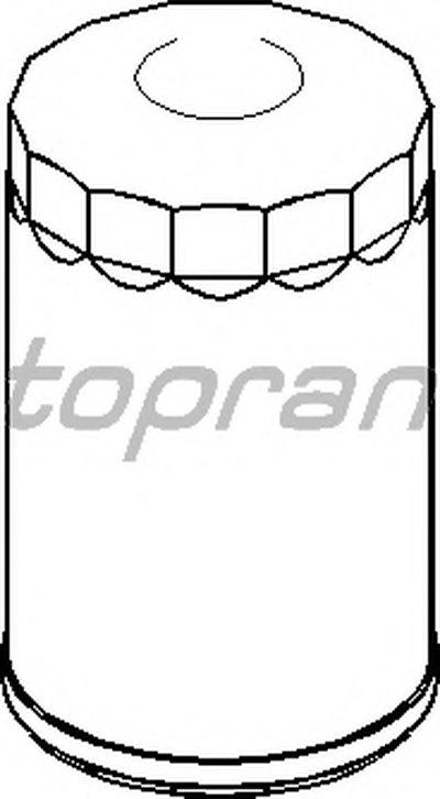 101090 TOPRAN Масляный фильтр