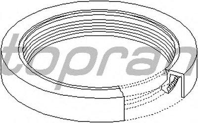 Уплотняющее кольцо, коленчатый вал TOPRAN купить
