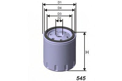 Масляный фильтр MISFAT MISFAT купить