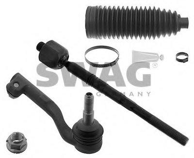 Ремкомплект, осевой шарнир поперечная рулевая тяга SWAG купить