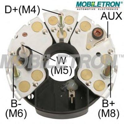 RB66H MOBILETRON Выпрямитель, генератор