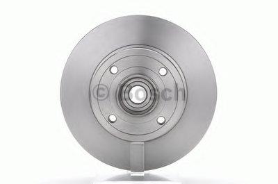 0986479278 BOSCH Тормозной диск -1