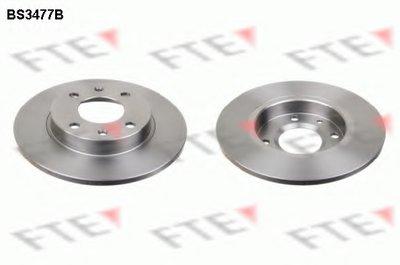 Тормозной диск FTE купить