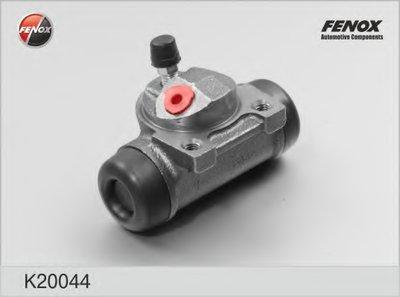 Цилиндp Тоpмозной Колёсный Peugeot 406 FENOX K20044 для авто PEUGEOT с доставкой