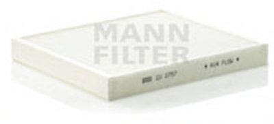 CU2757 MANN-FILTER Фильтр, воздух во внутренном пространстве