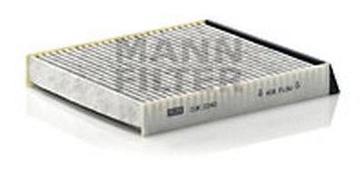 CUK2240 MANN-FILTER Фильтр, воздух во внутренном пространстве