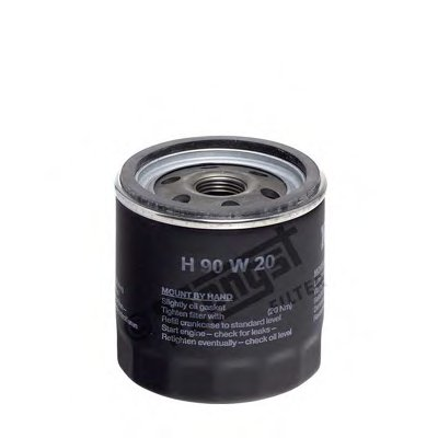 H90W20 HENGST FILTER Масляный фильтр