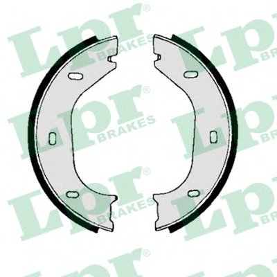 Комплект тормозных колодок, стояночная тормозная система LPR купить
