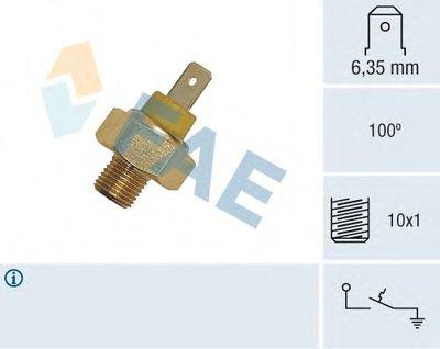 Датчик температуры FAE 35350 для авто AUDI, SEAT, SKODA, VW с доставкой