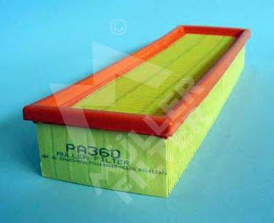 PA360 MULLER FILTER Воздушный фильтр