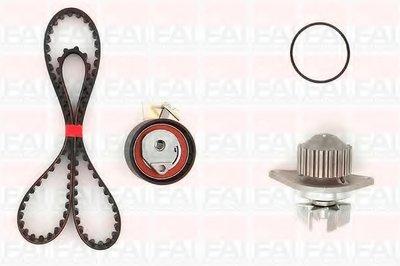 Водяной насос + комплект зубчатого ремня FAI AutoParts купить