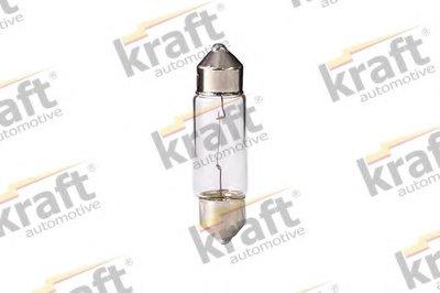 Лампа накаливания, фонарь освещения номерного знака; Лампа накаливания, задний гарабитный огонь; Лампа накаливания, oсвещение салона; Лампа накаливания, фонарь установленный в двери; Лампа накаливания, фонарь освещения багажника; Лампа накаливания, подкапотная лампа; Лампа накаливания, стояночные огни / габаритные фонари; Лампа накаливания, стояноч KRAFT AUTOMOTIVE купить