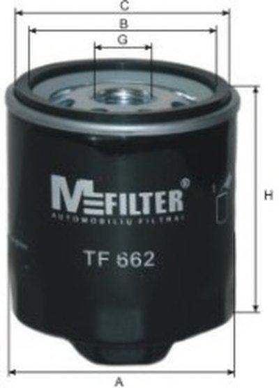 MFILTER TF 662