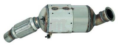 Сажевый / частичный фильтр, система выхлопа ОГ AMC купить