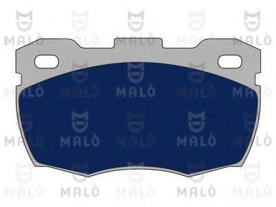 Комплект тормозных колодок, дисковый тормоз MALÒ купить