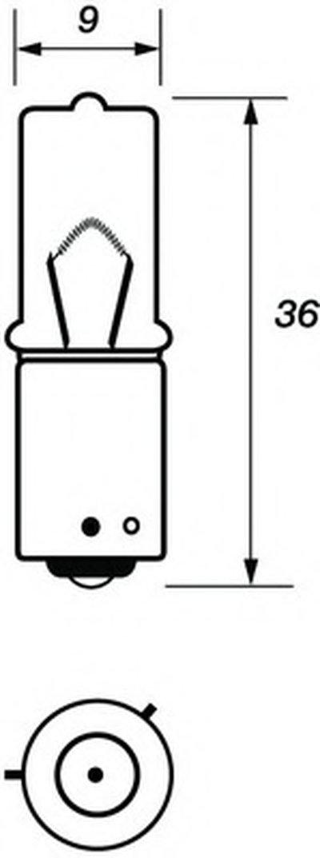 Лампа накаливания, фонарь указателя поворота; Лампа накаливания, фара заднего хода; Лампа накаливания, задний гарабитный огонь; Лампа накаливания, oсвещение салона; Лампа накаливания, стояночный / габаритный огонь; Лампа, лампа чтения; Лампа, мигающие / габаритные огни MOTAQUIP купить