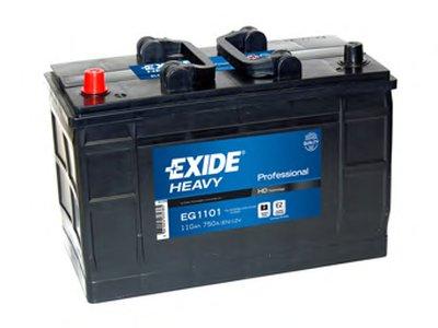 Стартерная аккумуляторная батарея; Стартерная аккумуляторная батарея Professional EXIDE купить