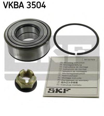 VKBA3504 SKF Комплект подшипника ступицы колеса