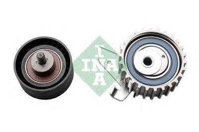 Комплект роликов, зубчатый ремень INA купить