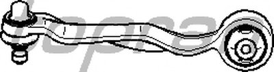 107844 TOPRAN Рычаг независимой подвески колеса, подвеска колеса