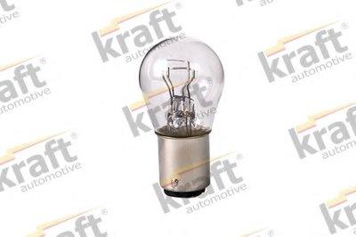 Лампа накаливания, фонарь указателя поворота; Лампа накаливания, фонарь сигнала тормож./ задний габ. огонь; Лампа накаливания, фонарь сигнала торможения; Лампа накаливания, задняя противотуманная фара; Лампа накаливания, фара заднего хода; Лампа накаливания, задний гарабитный огонь; Лампа накаливания, стояночные огни / габаритные фонари; Лампа нака KRAFT AUTOMOTIVE купить