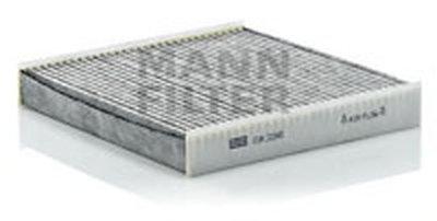 CUK2245 MANN-FILTER Фильтр, воздух во внутренном пространстве