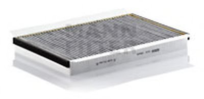 CUK3569 MANN-FILTER Фильтр, воздух во внутренном пространстве