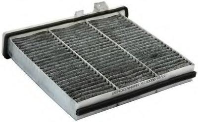M110086 DENCKERMANN Фильтр, воздух во внутренном пространстве