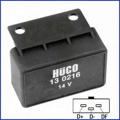 130216 HITACHI Регулятор генератора