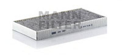 CUK3621 MANN-FILTER Фильтр, воздух во внутренном пространстве