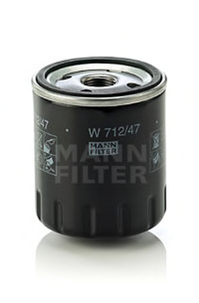 W71247 MANN-FILTER Масляный фильтр