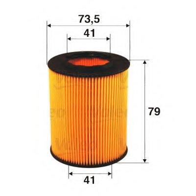 586566 VALEO Масляный фильтр