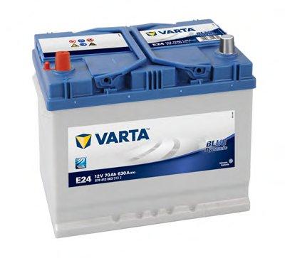 Стартерная аккумуляторная батарея; Стартерная аккумуляторная батарея BLUE dynamic VARTA купить