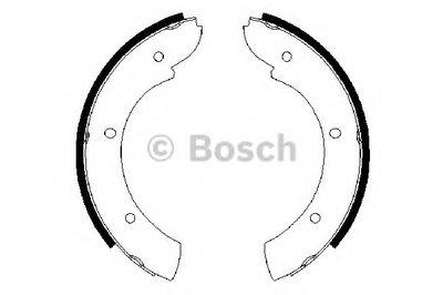 Комплект тормозных колодок, стояночная тормозная система BOSCH купить