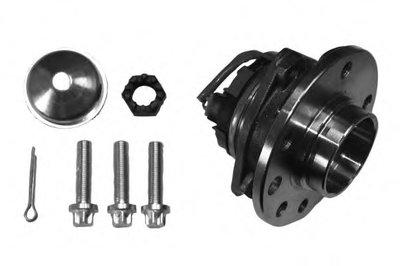 OPWB11091 MOOG Комплект подшипника ступицы колеса