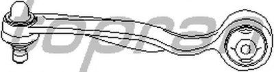 107848 TOPRAN Рычаг независимой подвески колеса, подвеска колеса