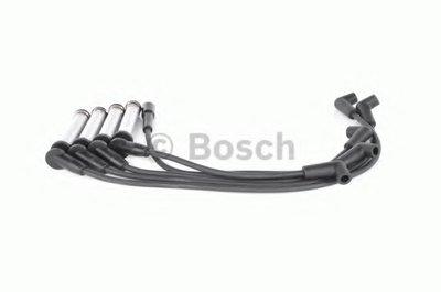 0986357249 BOSCH Комплект проводов зажигания-2